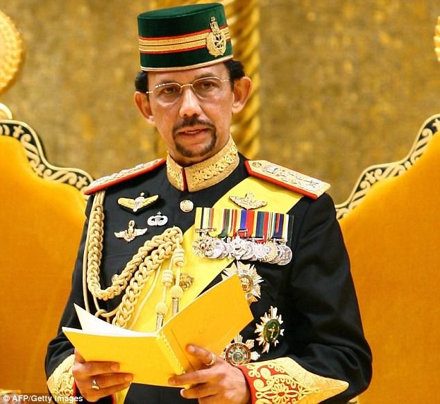 Brunei: Tổ chức lễ Giáng sinh có thể ngồi tù năm năm - ảnh 1