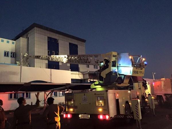 Cháy bệnh viện Saudi Arabia: 25 người chết, 107 người bị thương - ảnh 2