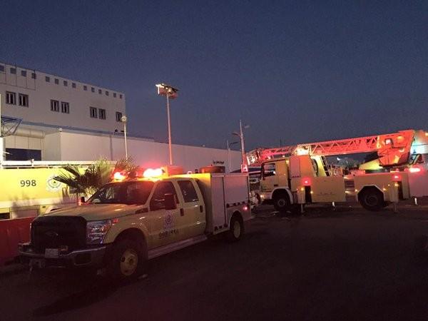 Cháy bệnh viện Saudi Arabia: 25 người chết, 107 người bị thương - ảnh 3