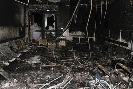 Cháy bệnh viện Saudi Arabia: 25 người chết, 107 người bị thương - ảnh 5
