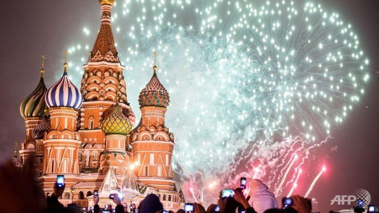 Nga đóng cửa Quảng trường Đỏ trong đêm giao thừa - ảnh 1