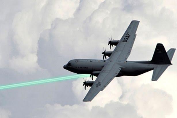 Mỹ sắp thử nghiệm vũ khí laser tàng hình - ảnh 1