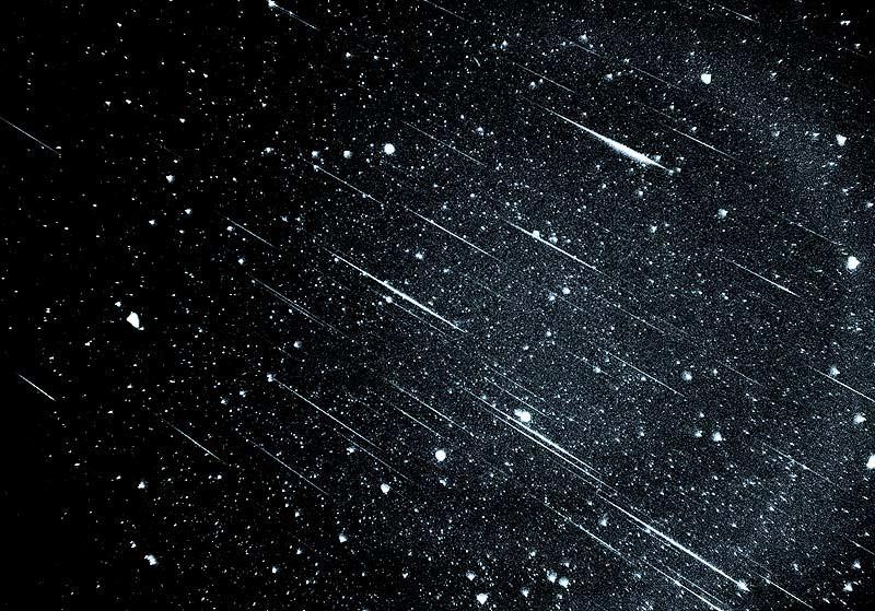 Mưa sao băng đầu tiên trong năm 2016  - ảnh 1