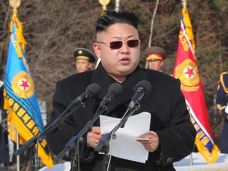 Kim Jong Un nói thử bom nhiệt hạch là để tự vệ trước Mỹ - ảnh 1
