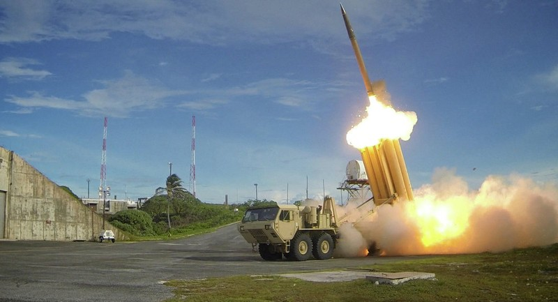 'Mỹ triển khai lá chắn tên lửa đến Hàn Quốc để nhắm vào Trung Quốc' - ảnh 1