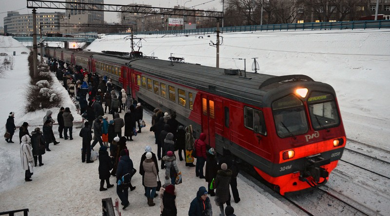 Đường sắt Nga đổi giờ tàu chỉ để phục vụ một nữ sinh - ảnh 1