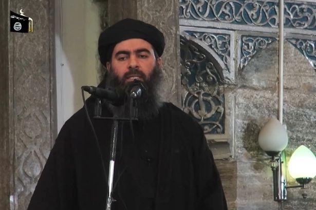 Vợ của thủ lĩnh tối cao tổ chức IS bỏ trốn - ảnh 1