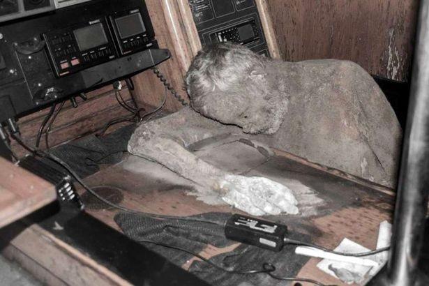 Tìm thấy 'xác ướp' nhà thám hiểm trong 'du thuyền ma' - ảnh 1