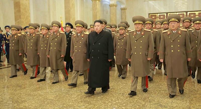 Tổng thống Hàn Quốc cam kết 'giải phóng' người Triều Tiên - ảnh 1