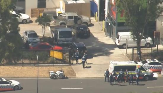 Bắt cóc con tin ở Úc, ba người bị bắn - ảnh 3