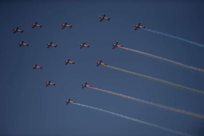 Trung Quốc 'nổi đóa' với việc thuê máy bay tuần tra biển Đông của Philippines - ảnh 1