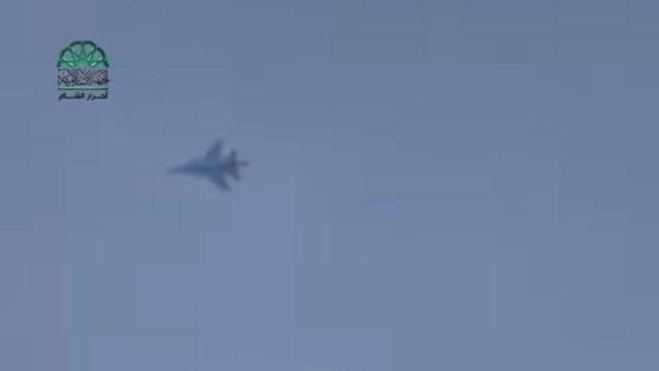 Tiêm kích MiG-21 Syria bị bắn rơi, một phi công thiệt mạng - ảnh 2