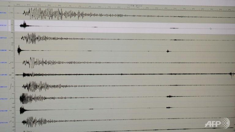 Động đất 3,1 độ Richter ở Triều Tiên  - ảnh 1