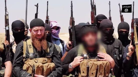 'Bộ trưởng chiến tranh' IS chết lâm sàng - ảnh 1