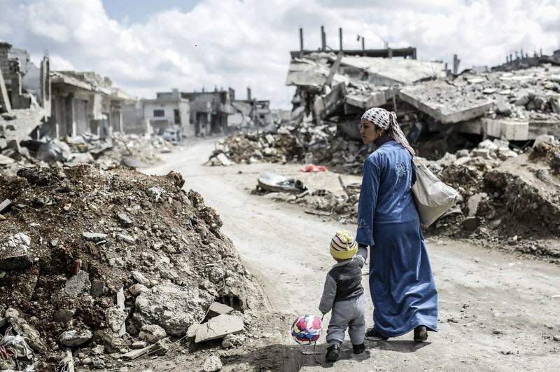 Nghệ sĩ cất tiếng nói bảo vệ nạn nhân nội chiến Syria - ảnh 2