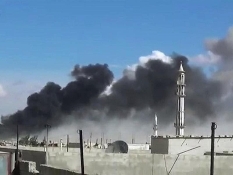 Nga vẫn sẽ tiếp tục không kích khủng bố ở Syria - ảnh 2
