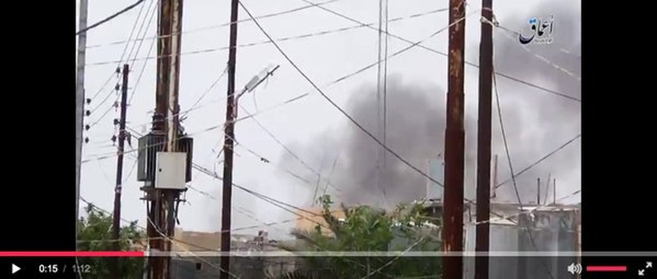 IS tuyên bố bắn rơi máy bay Iraq - ảnh 1
