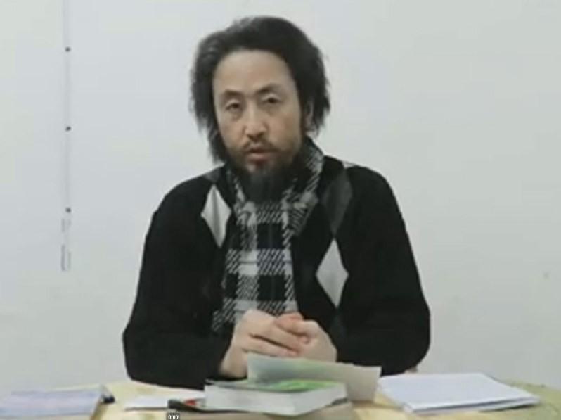 Nhà báo Nhật bị bắt cóc ở Syria gửi thông điệp đến gia đình - ảnh 1