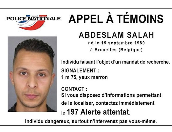 Nghi phạm chính vụ khủng bố Paris bị bắt  - ảnh 1
