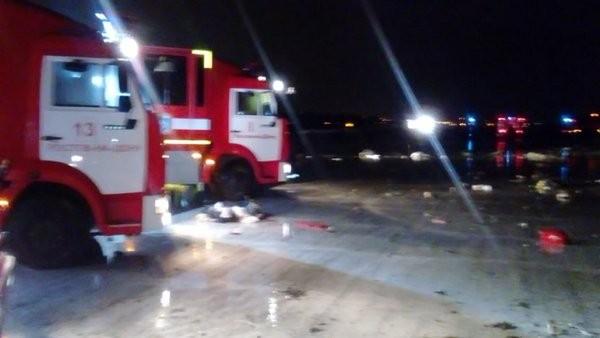Mở điều tra hình sự vụ rơi máy bay tại Nga - ảnh 1