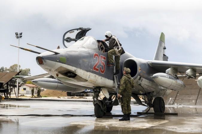 IS tuyên bố giết chết 5 lính Nga ở Syria - ảnh 1