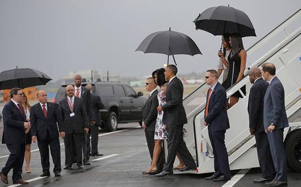 Người Cuba không nghĩ có ngày Tổng thống Mỹ tới thăm - ảnh 1