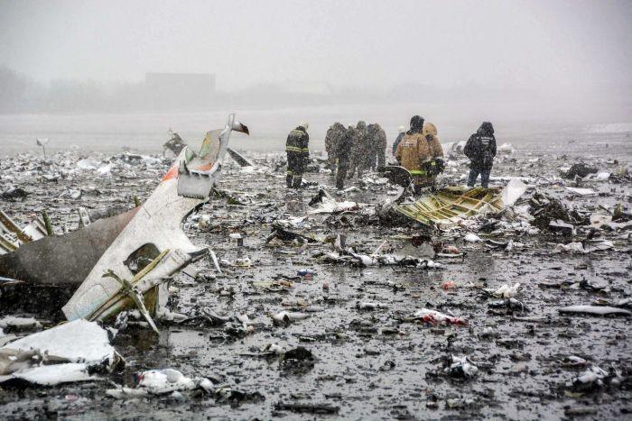 Máy bay rơi ở Nga là do phi công thiếu ngủ? - ảnh 1