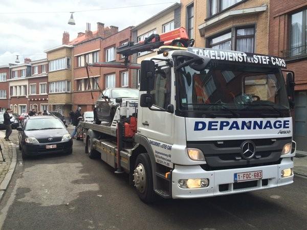 Nghi phạm bị bắt ở Brussels không phải đối tượng truy nã - ảnh 1