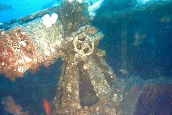 Tàu hải quân Mỹ được tìm thấy sau gần một thế kỷ - ảnh 1