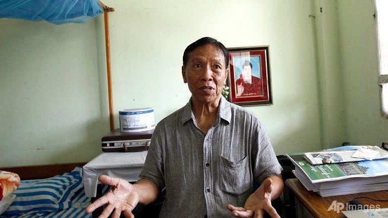 Bộ trưởng tương lai Myanmar có bằng tiến sĩ 'dỏm' - ảnh 1