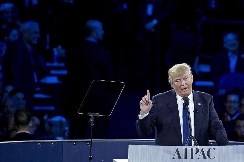 Donald Trump đòi trừng phạt kinh tế, đối phó Trung Quốc ở biển Đông - ảnh 1