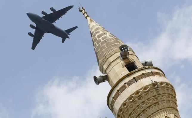 Washington yêu cầu thân nhân lính Mỹ 'di tản' khỏi Thổ Nhĩ Kỳ  - ảnh 1
