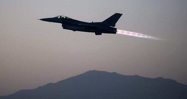 F-16 Mỹ gặp nạn ở Afghanistan - ảnh 1