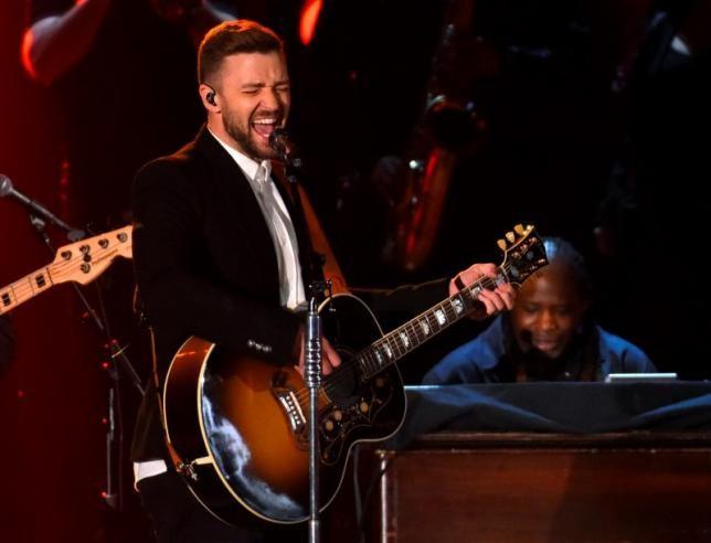 Justin Timberlake bị kiện đòi 800.000 USD vì vi phạm bản quyền - ảnh 1