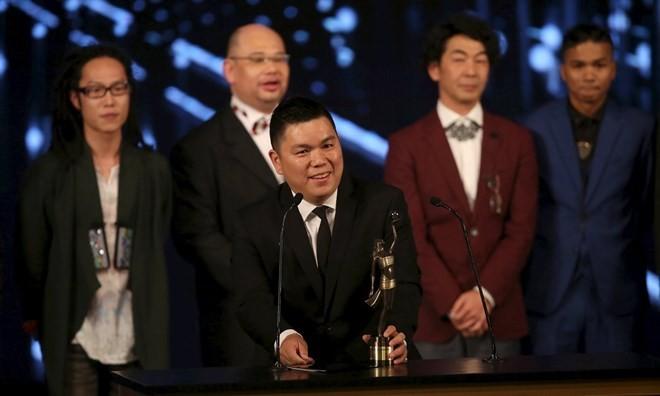 Phim gây tranh cãi về chính trị Trung Quốc đoạt giải Kim Tượng - ảnh 1