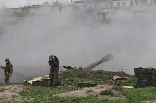 Chiến sự giữa Azerbaijan và Armenia tiếp tục căng thẳng - ảnh 1
