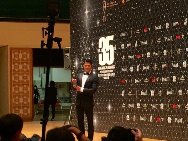 Phim gây tranh cãi về chính trị Trung Quốc đoạt giải Kim Tượng - ảnh 2