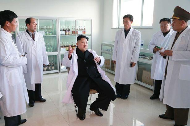 Bệnh viện Triều Tiên ở Tanzania bị tố bốc thuốc dỏm - ảnh 1
