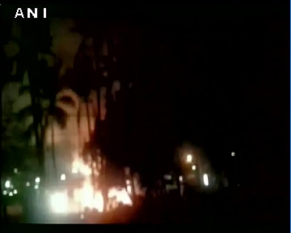 Cháy lớn tại đền thờ Ấn Độ: Ít nhất 77 người thiệt mạng - ảnh 4
