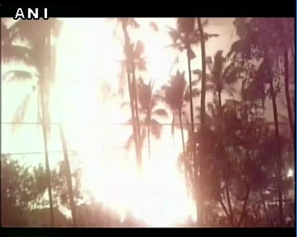 Cháy lớn tại đền thờ Ấn Độ: Ít nhất 77 người thiệt mạng - ảnh 6