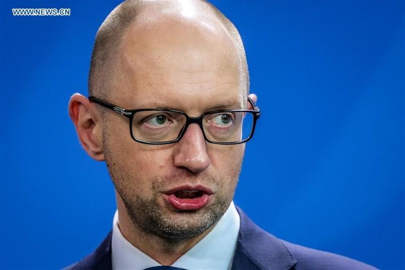 Thủ tướng Ukraine bất ngờ tuyên bố từ chức - ảnh 1