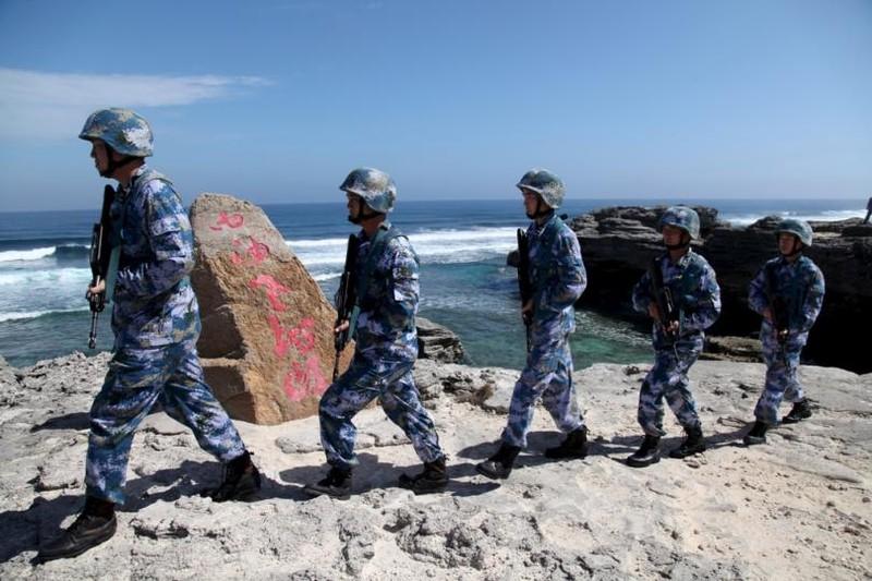 Quan chức Mỹ tố Trung Quốc đưa 16 chiến đấu cơ tới đảo Phú Lâm - ảnh 2