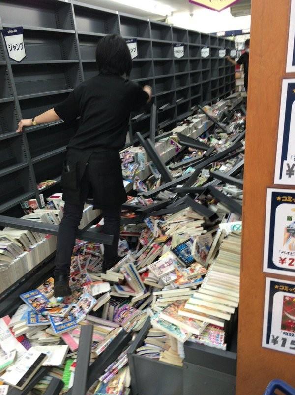 Động đất dữ dội tại Nhật: 9 người chết, gần 900 người bị thương - ảnh 3