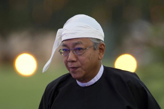 Myanmar ân xá 83 tù nhân ngày đầu năm mới - ảnh 1