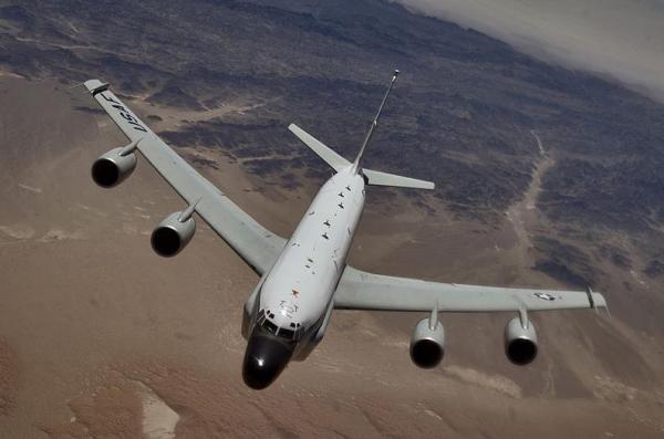 Nga phủ nhận Su-27 áp sát nguy hiểm máy bay Mỹ - ảnh 1
