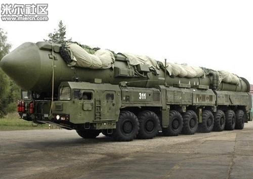 Trung Quốc thử tên lửa đạn đạo xuyên lục địa 'khủng' - ảnh 1