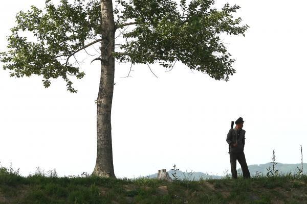 Trung Quốc điều 2.000 quân dọc biên giới Triều Tiên  - ảnh 1