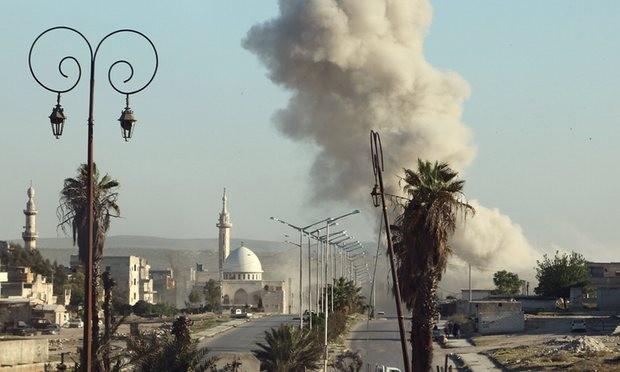 Nga điều thêm khí tài quân sự tới Syria, Mỹ lo ngại - ảnh 1