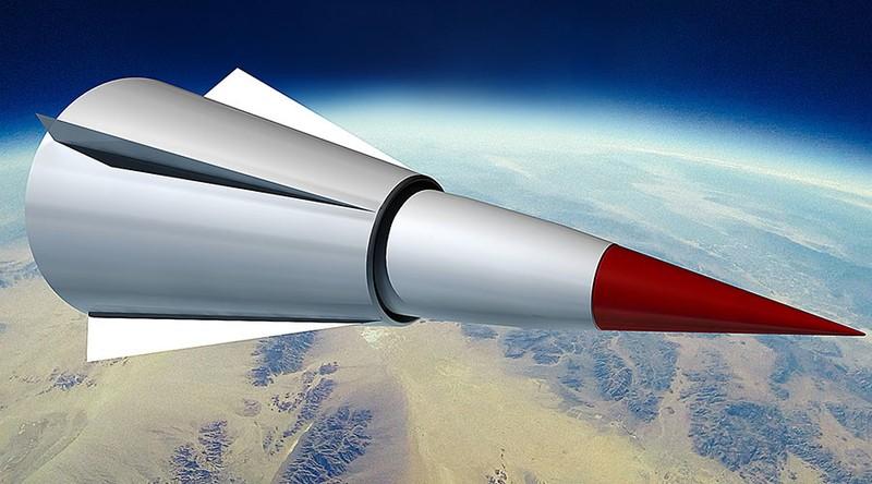 Trung Quốc thử thành công tên lửa siêu thanh - ảnh 1
