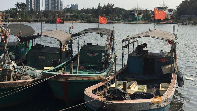 Trung Quốc huấn luyện quân sự cho ngư dân trên biển Đông  - ảnh 1